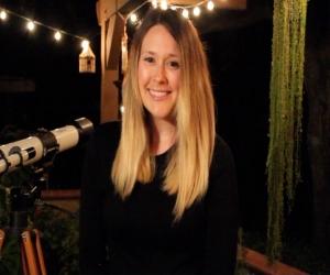 Julia Velasquez #StudentAstronaut